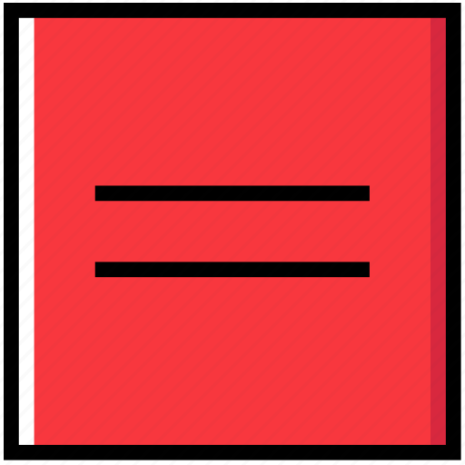 communication, equal, essential, interaction icon