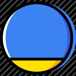 communication, essential, interaction, shutdown icon