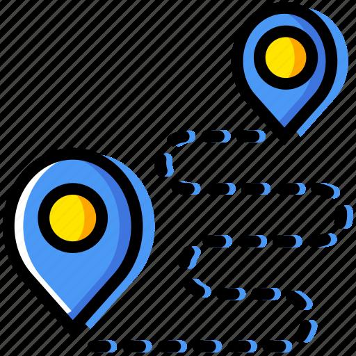 communication, essential, interaction, roadmap icon