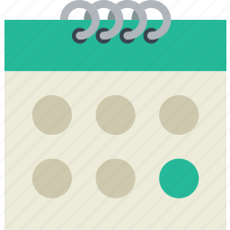 calendar, communication, essential, interaction icon