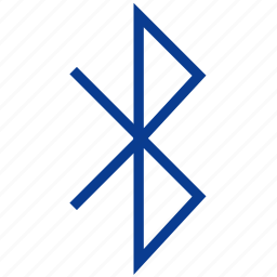 bluetooth, communication, essential, interaction icon