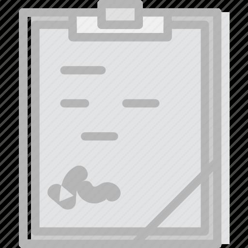 communication, document, essential, flipboard, interaction icon
