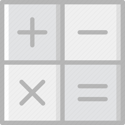 calculator, communication, essential, interaction icon