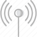 communication, essential, fi, interaction, signal, wi icon
