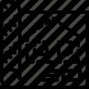 blueprint, communication, essential, interaction icon