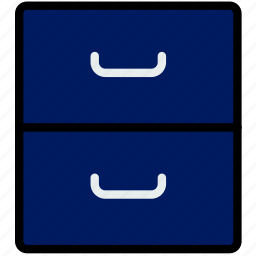 archive, communication, essential, interaction icon
