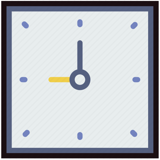clock, communication, essential, interaction icon