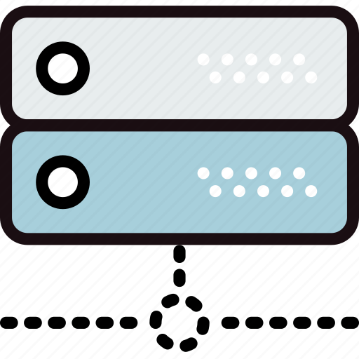 communication, connected, essential, interaction, network icon