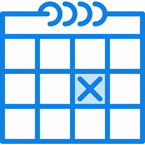calendar, communication, essential, event, interaction icon