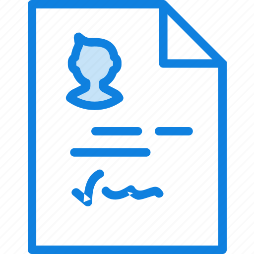 communication, essential, interaction, resumee icon