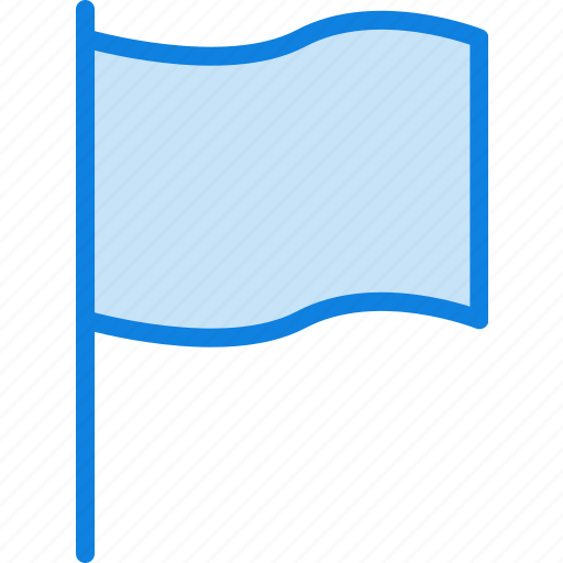 communication, essential, flag, interaction icon