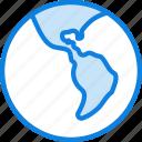 communication, essential, globe, interaction icon