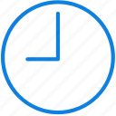 communication, essential, interaction, time icon
