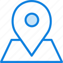 communication, essential, interaction, location, pin icon