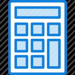 calculator, communication, essential, interaction icon