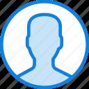 profile, communication, interaction, essential icon