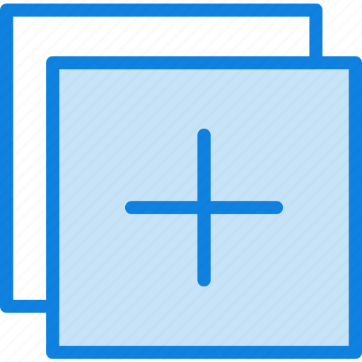 add, communication, essential, interaction, window icon