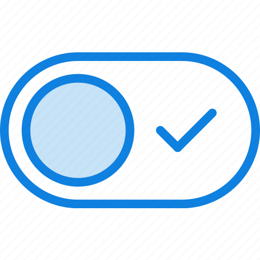 communication, essential, interaction, on, switch icon