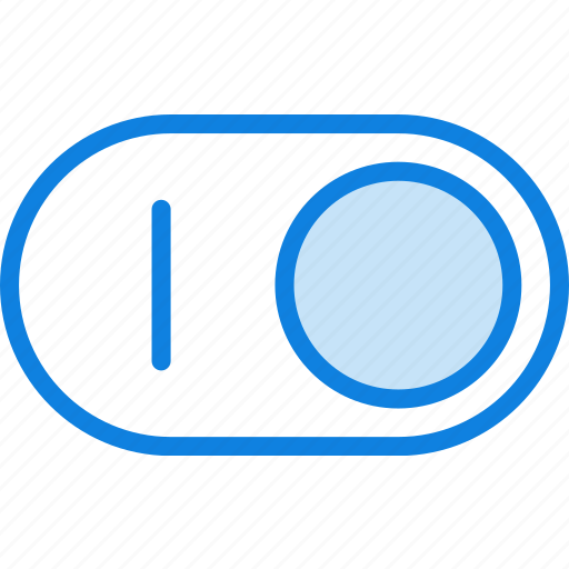 communication, essential, interaction, off, switch icon