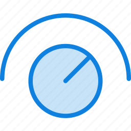 communication, essential, interaction, knob icon
