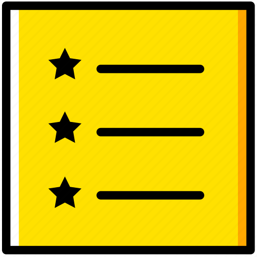communication, essential, favorite, interaction, list icon