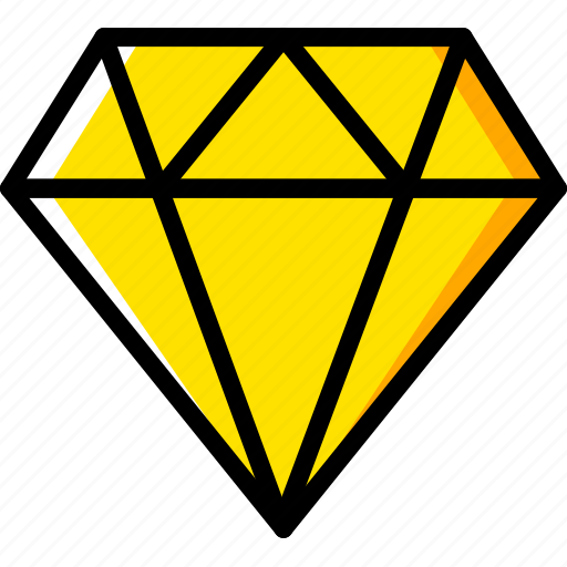 communication, diamond, essential, interaction icon