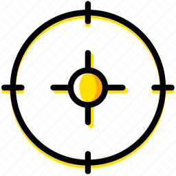 communication, essential, interaction, target icon