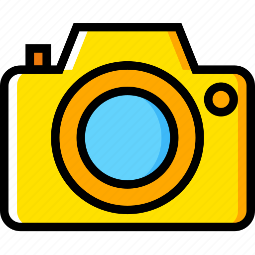 camera, communication, essential, interaction icon