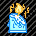 aroma, candles, smell, feel, food, sense