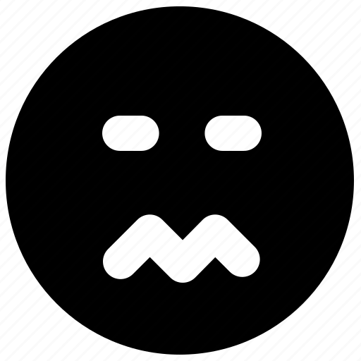 emotion, sad, smiley, unhappy icon