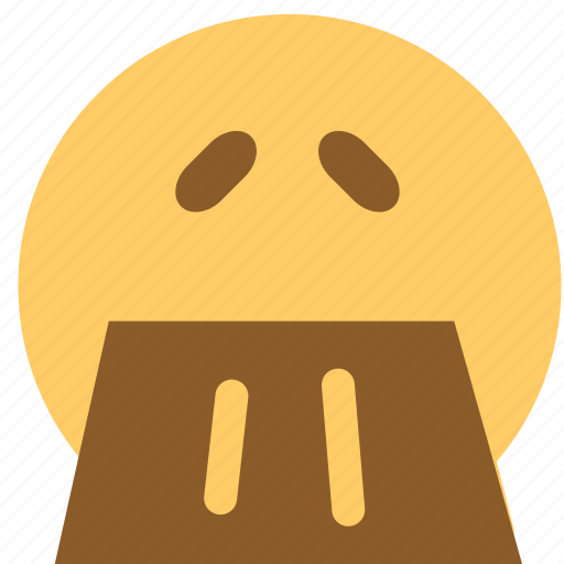 emotion, face, nausea, queasiness, smiley icon