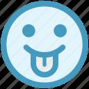 baffled emoticon, cheeky, emoticons, emotion, expression, face smiley, smiley icon
