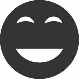 avatar, emoticon, emotion, face, glad, smile, smiley icon