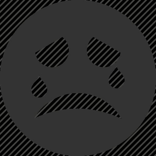 avatar, emoticon, emotion, face, smile, smiley, tiers icon