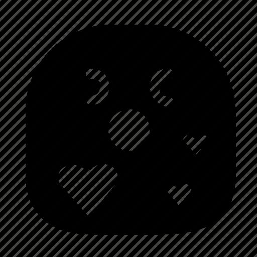 emoticon, love icon