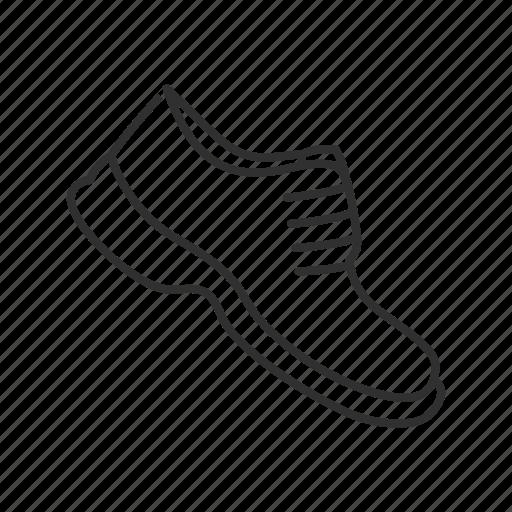 boot, formal shoe, mans boot, mans shoe, mens boot, mens shoe, shoe icon