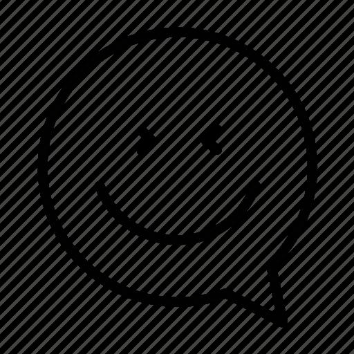 emoji, face, happy, joy, smiley, super icon