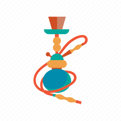 hookah, hookah lounge, shisha, smoke, tobacco icon