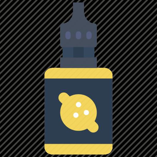 juice, lemon, smoking, vape, vaping icon