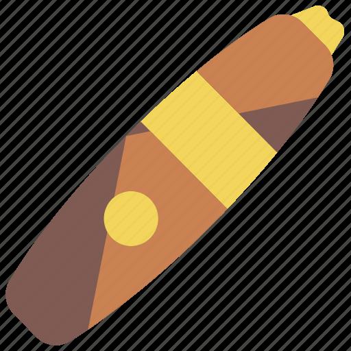 cigar, smoking, vaping icon
