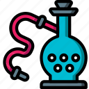 and, hooka, pipe, smoking, ultra, vaping icon
