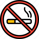 no, sign, smoking, tobacco, ultra, vaping icon