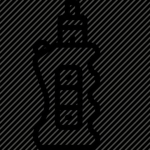 box, mod, smoking, vape, vaping icon