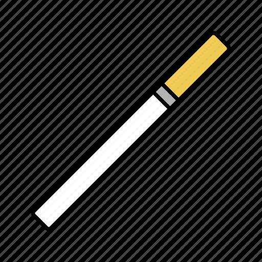 cigaret, cigarette, habit, nicotine, smoke, smoking, tobacco icon
