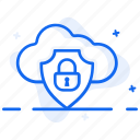 cloud authentication, cloud protection, cloud security, locked cloud, network security