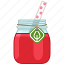 drink, fitness, grapefruit, smoothie, vitamins, watermelon, yumminky icon