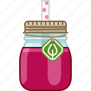 beetroot, drink, fitness, health, smoothie, vitamins, yumminky icon