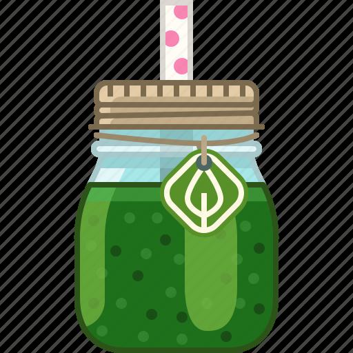 broccoli, drink, health, smoothie, spinach, vitamins, yumminky icon