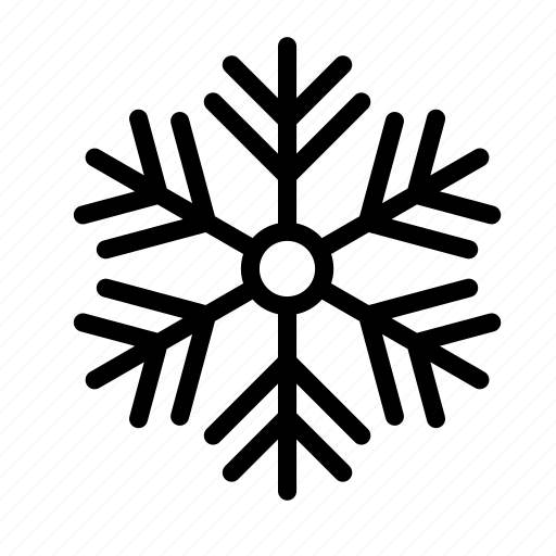 Christmas, holiday, snow, snowflake, winter icon - Download on Iconfinder