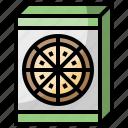 food, italian, junk, pizza, pizzas, restaurants icon